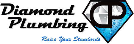 Diamond Plumbing Logo